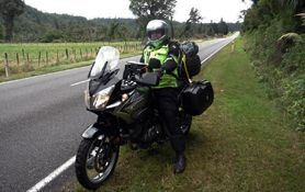 New Zealand by motorcycle - click to see gallery
